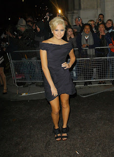 Pixie Lott at the Pride of Britain Awards
