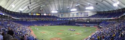 Minnesota Twins Metrodome