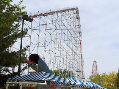 Cedar Point's Magnum XL-200