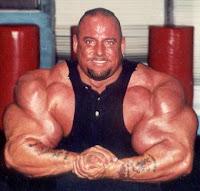 Gregg Valentino looks like challah bread