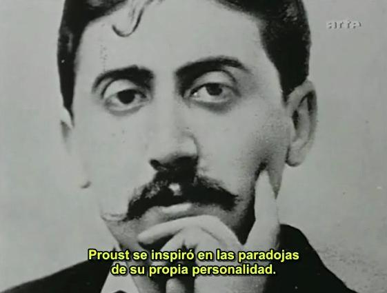 Videoteca De Humanidades Marcel Proust Une Vie D
