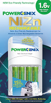 PowerGenix Batteries
