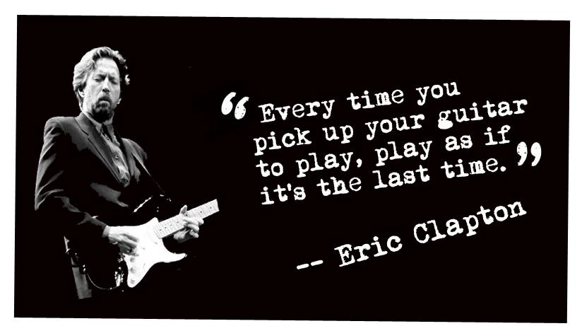 Eric Clapton Quotes Quotesgram