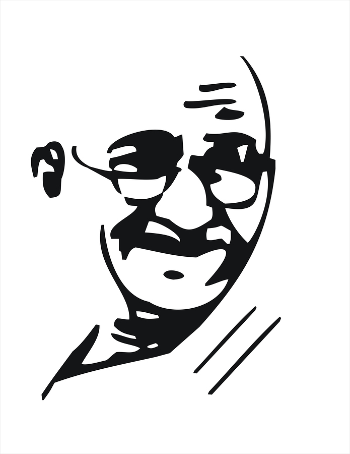 indian independence movement mohandas gandhi