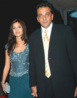 Sanjay+dutt+family+photos