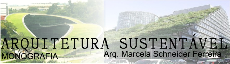 Monografia Arquitetura Sustentável