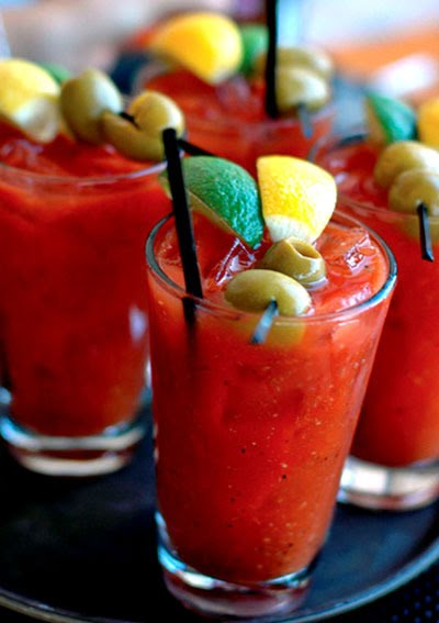 Cooking with Corey: Recipe #116: Virgin Mary (Mocktail)
