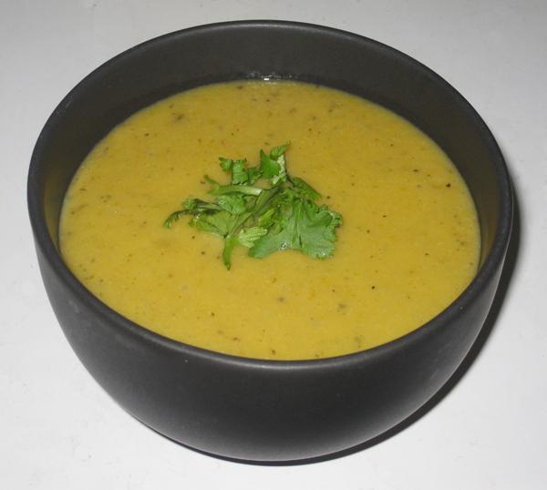 ... Corey: Recipe #112: Sopa de Plátanos (Colombian-Style Plantain Soup