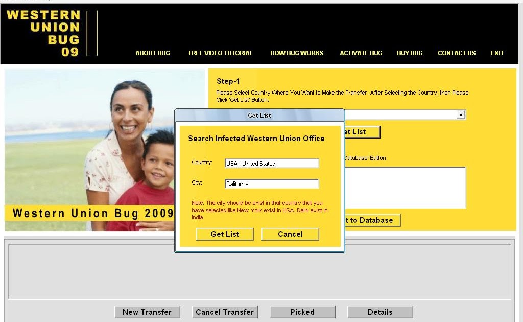 Western union database hacker 2011 download