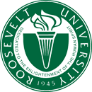 For information about Roosevelt University, visit the school's site by clicking on logo: