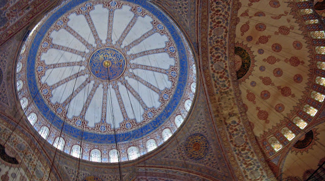 designs blue mosque