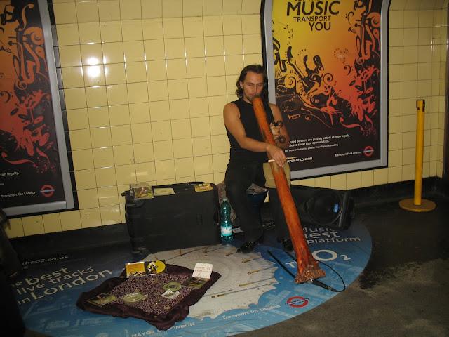 musician London Metro