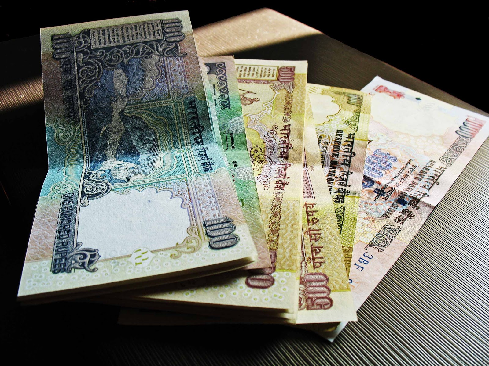 Rupee Note Image Rupee Notes Laptop Background