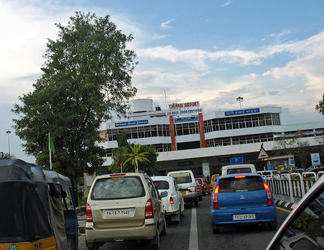 chennai domestic airport