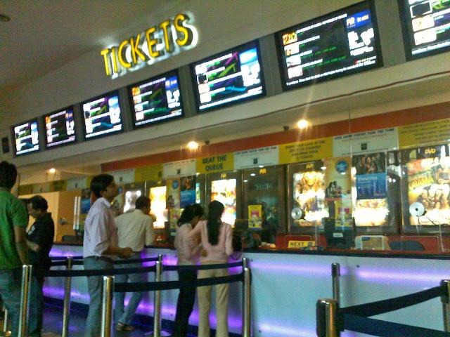cinema ticket window