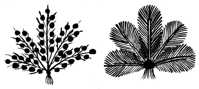 warli art plants