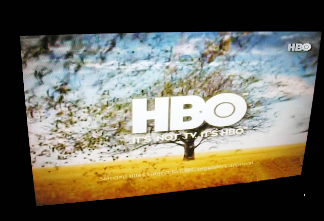 HBO English movie channel