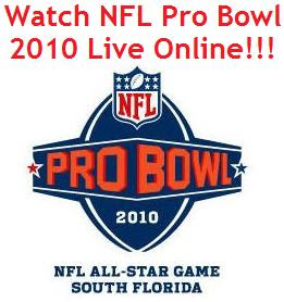 NFL All Star Live Stream
