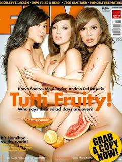 FHM February 2009