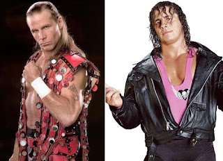 Michaels vs Hart