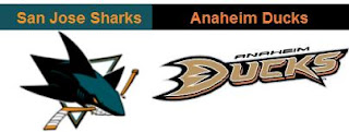 Sharks vs Ducks Live