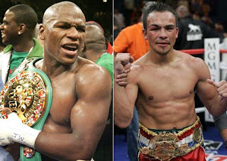 Watch Mayweather vs Marquez Online