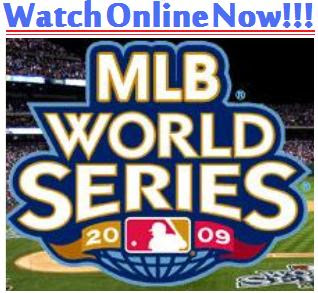 World Series Baseball Live Online