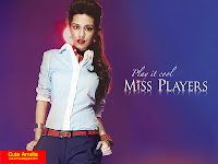 Amrita Rao - Miss Players