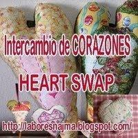 INTERCAMBIO DE CORAZONES