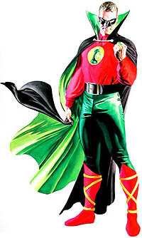 Golden Age Green Lantern, Alan Scott