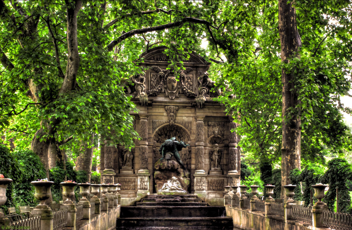 Photo carraol images of mexico city jardin du luxembourg for Jardin du luxembourg
