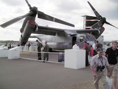 Osprey at Farnborough 2006