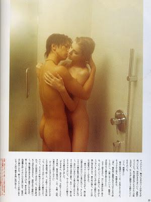 向井理 ヌード anan SEX特集 裸
