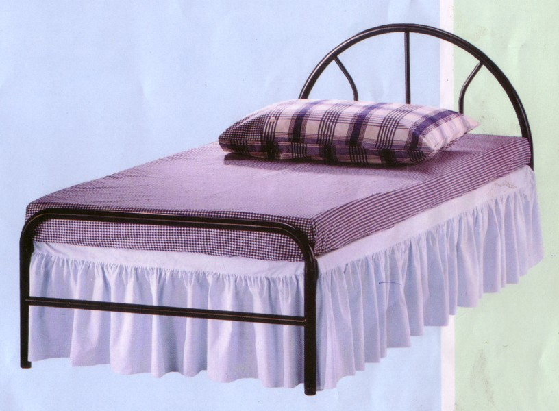 Steel Double Decker Beds : ... PTE LTD (Projects & Wholesaler): Bed Frame / Double Decker Bed (Metal