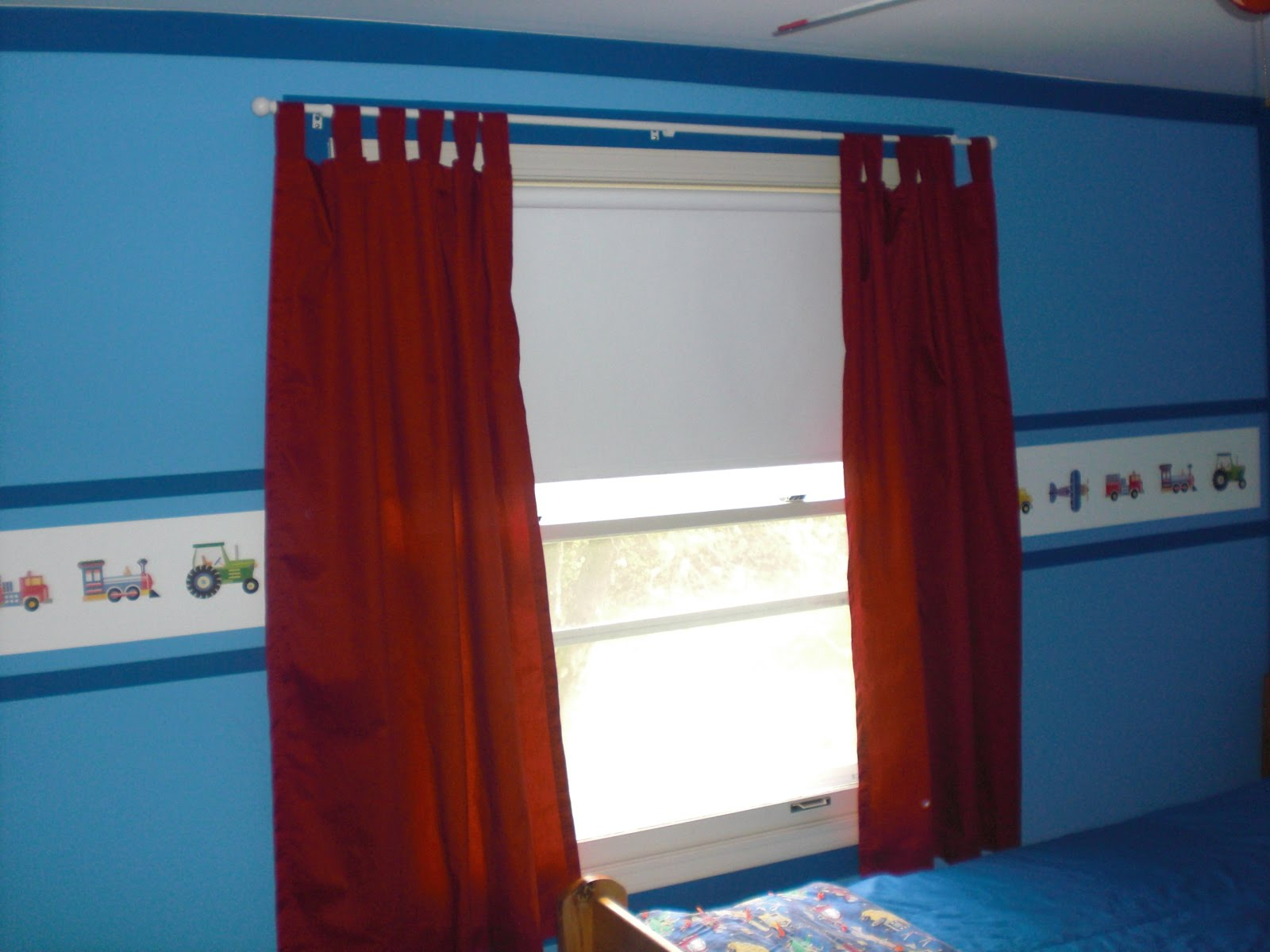 The Pumpkin Patch: Transform Tuesday -- Boys' Bedroom Makeover