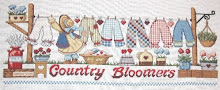 Partecipo al Sal country bloomers