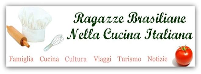 Ragazze Brasiliane Nella Cucina Italiana