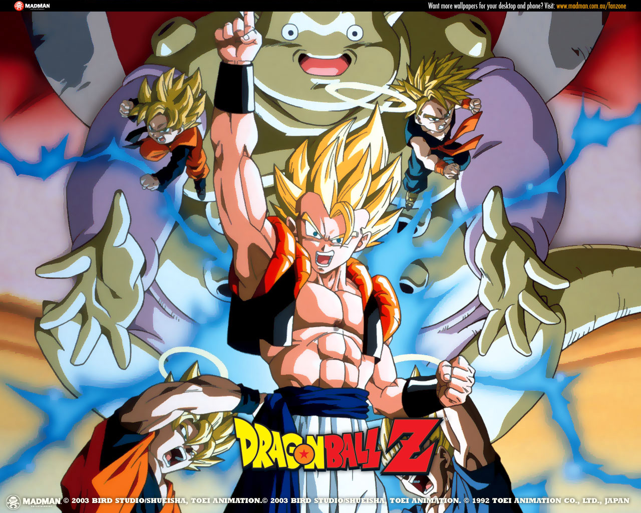 Dragon Ball (Z, GT)