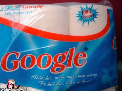 Papel Higienico Google
