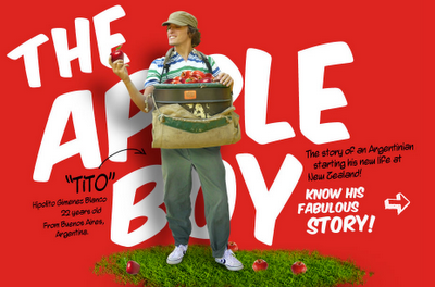 The Apple Boy: La metamorfosis de Tito