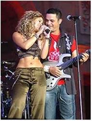 Shakira-Alejandro Sanz