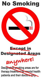 The Australian Heroin Diaries Smoking Ban Putting The Boot Into