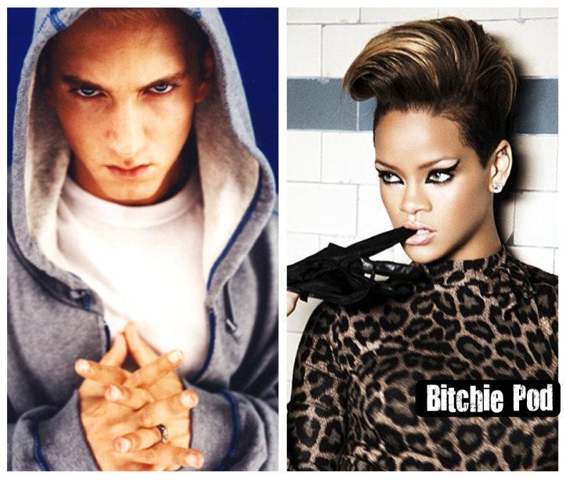 Eminem y Rihanna Love the Way You Lie