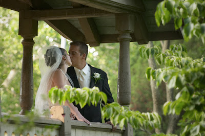 Roger Williams Park Wedding Photography