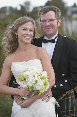 Narragansett wedding portrait