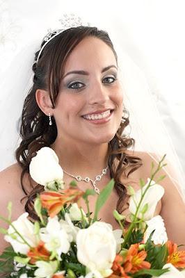 RI wedding portrait