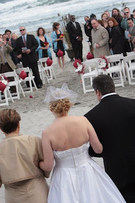 Narragansett Beach wedding