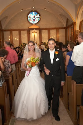 Mount Carmel RI Wedding