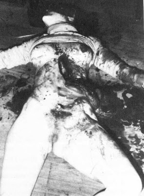 Notorious serial killers crime scene photos