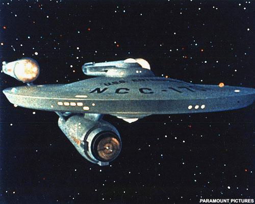 to a Star Trek